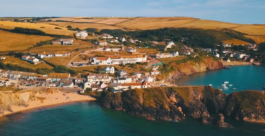 Where to buy a second home - Hope Cove