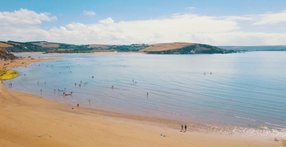 Where to buy a second home - Bigbury Bay