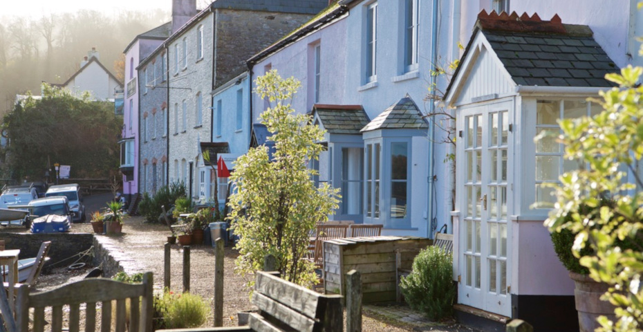 Brixham South Devon Village guide_Berry Cottage