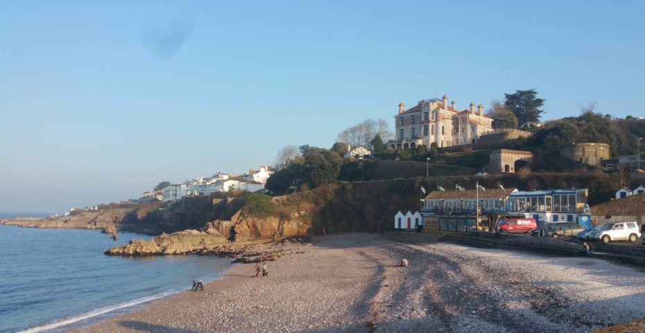 Brixham South Devon village guide_Brixham beaches