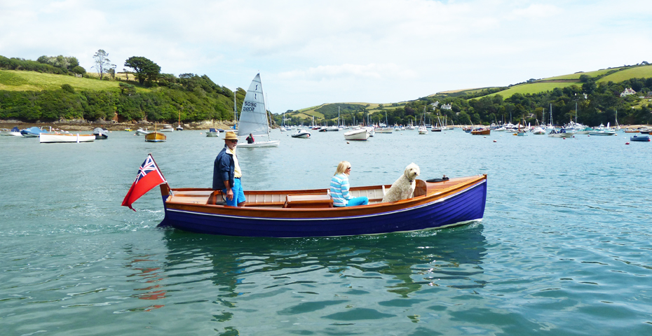 buying a holiday home in Salcombe - dog friendly