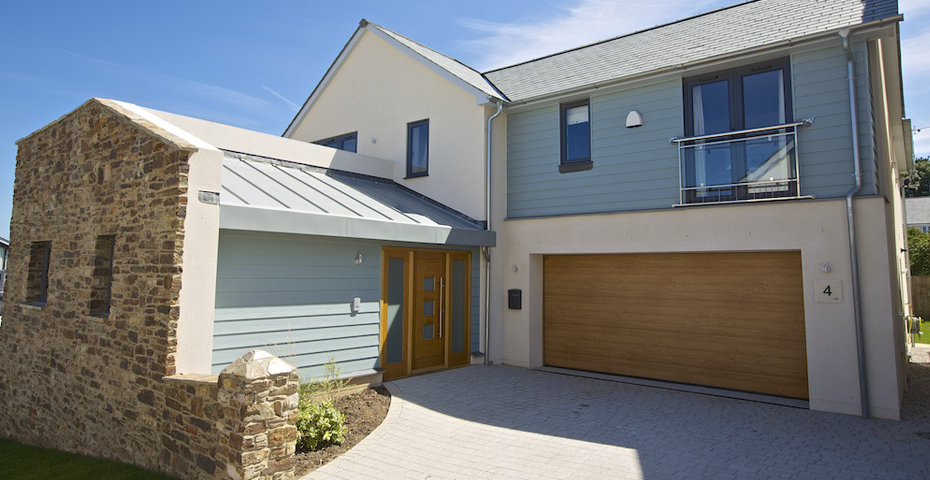 buying a holiday home in Salcombe - Driftwood