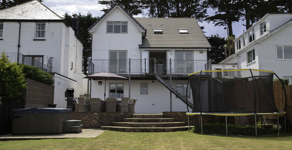 buying a holiday home in Salcombe - Raleigh House
