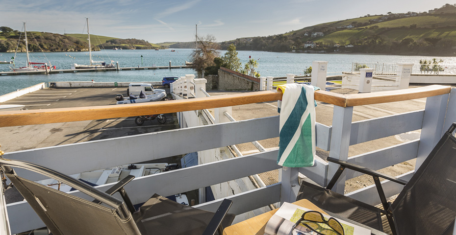 buying a holiday home in Salcombe - Spinnaker Cottage