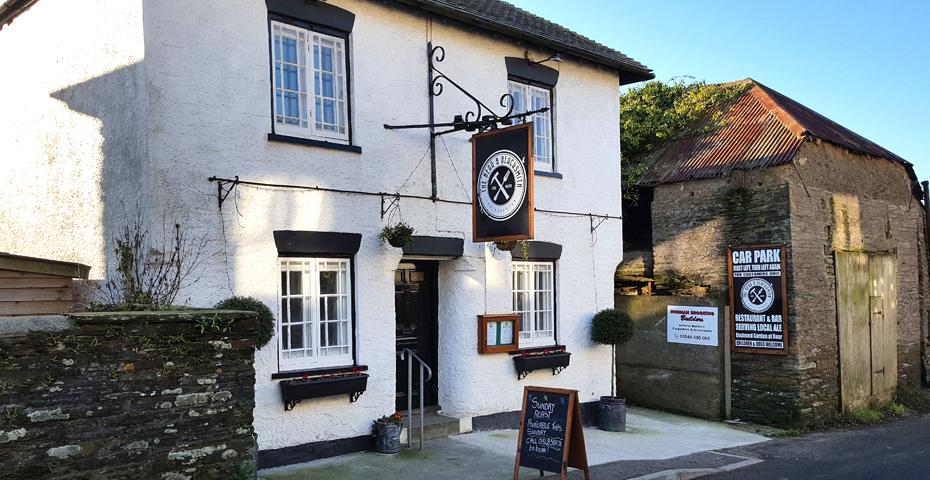 Best pub food in South Devon The Bear and Blacksmith