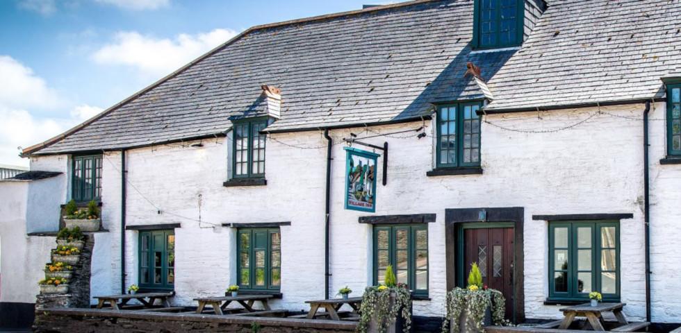 Best pub food in South Devon The Village Inn