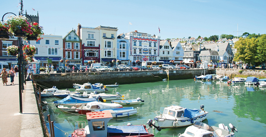Buying a holiday home in Dartmouth, central Dartmouth