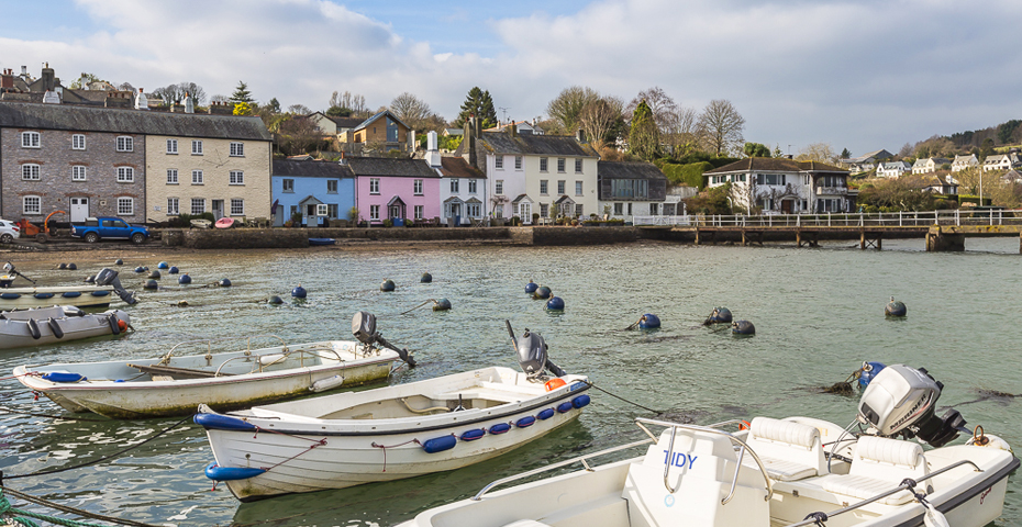 Buying a holiday home in Dartmouth, Dittisham