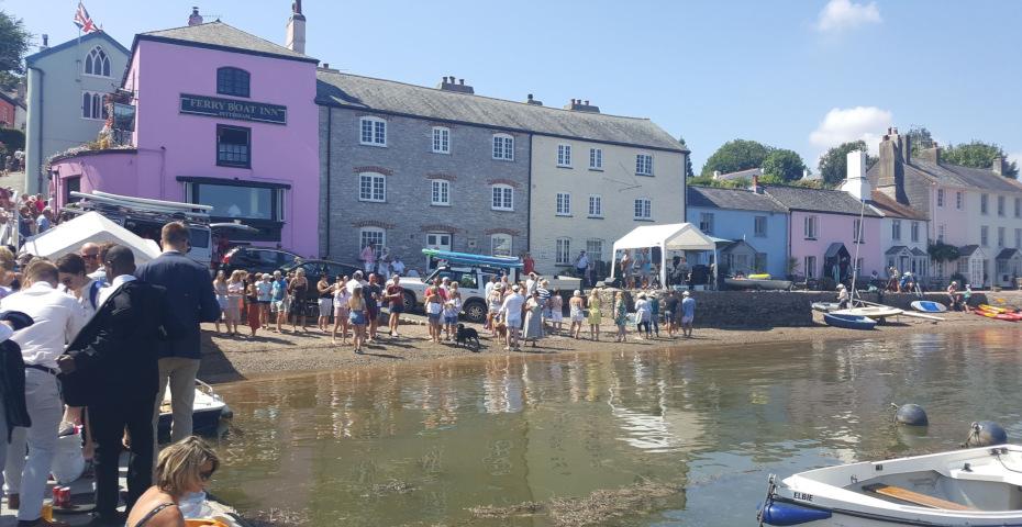 Dog-friendly pubs in South Devon The Ferry Boat Inn