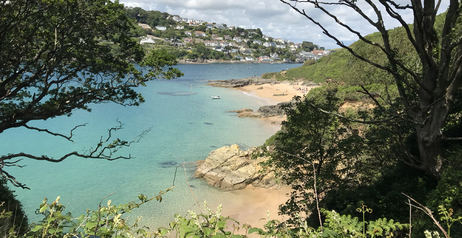 South Devon Beach
