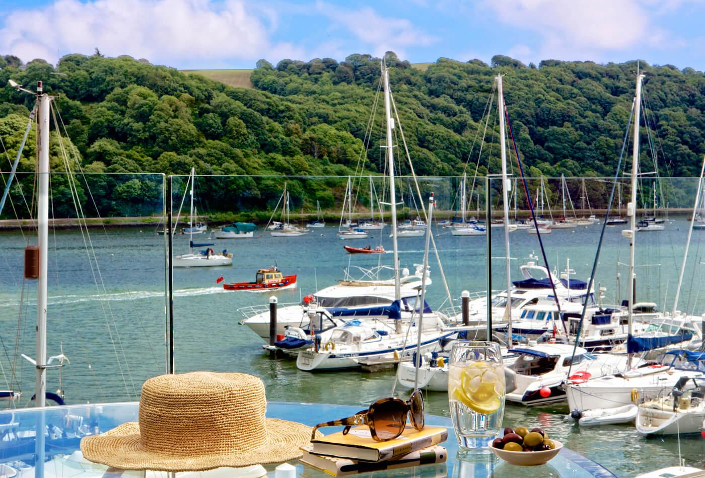 Dart Marina, Dartmouth, Devon