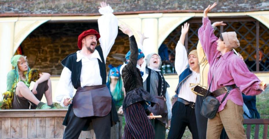 Dartmouth Shakespeare week