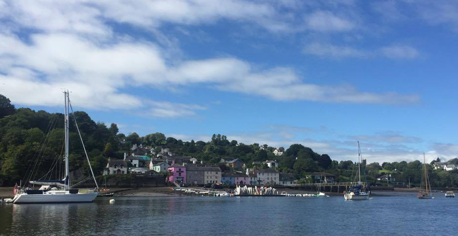 Dartmouth to Dittisham walk - Dittisham