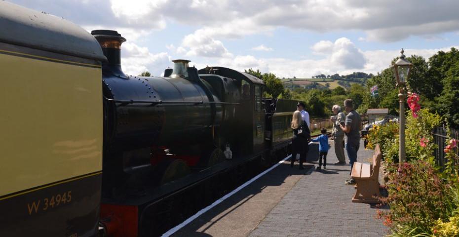 South Devon Attractions_Railway
