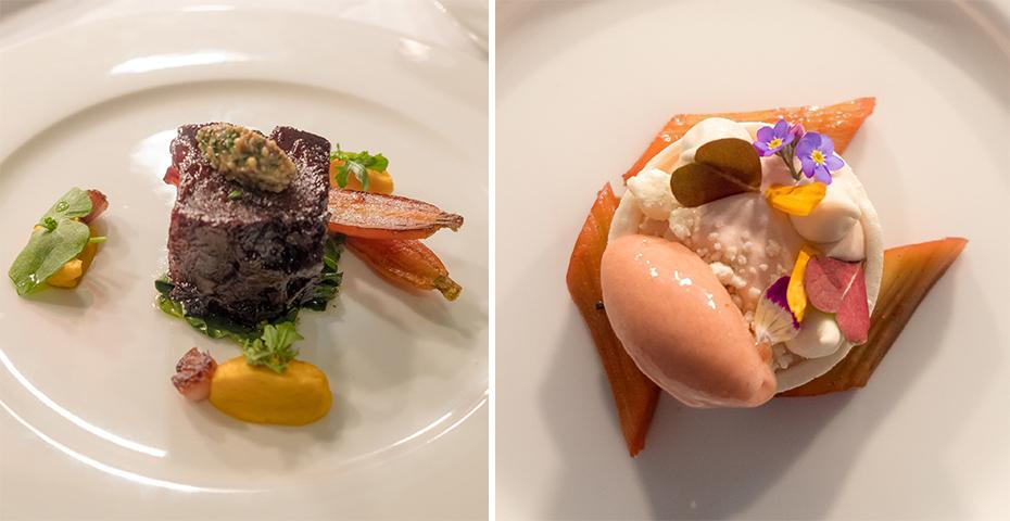 best restaurants in Totnes - Gather food dishes