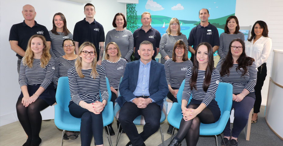 Coast & Country Cottages Salcombe team