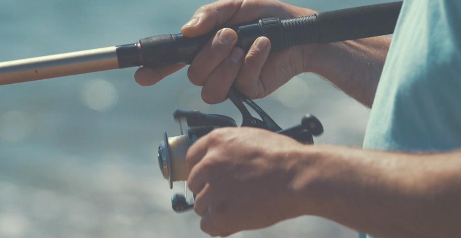 Slapton Sands fishing