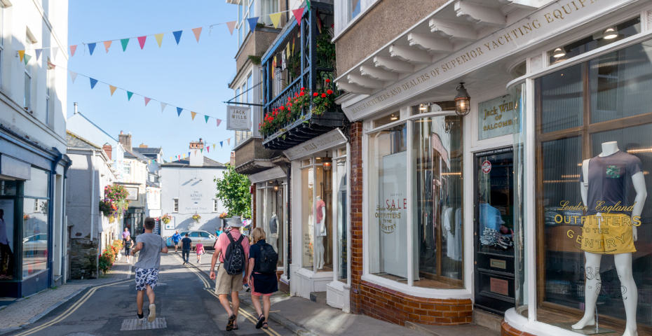 Things to do in South Devon_shops