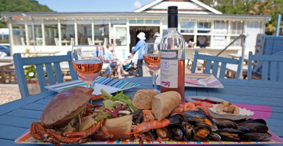 Things to do in South Devon_food