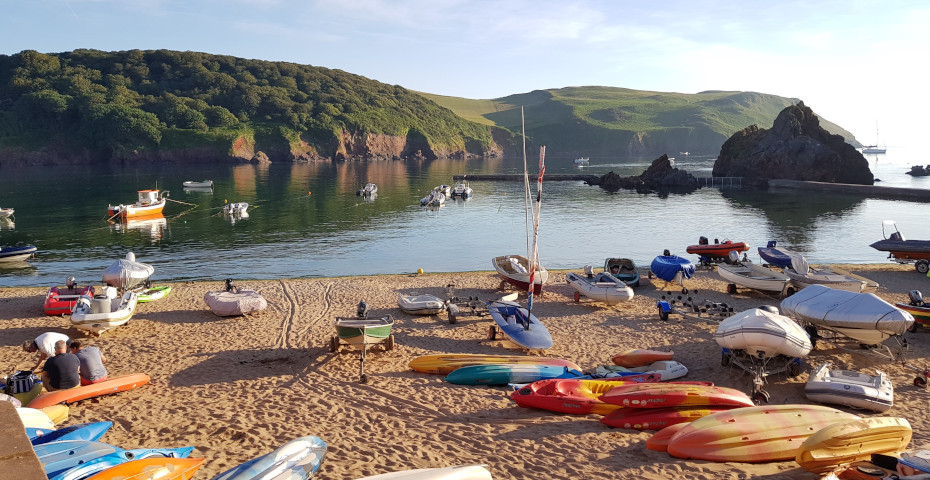 Things to do in South Devon_beach 2