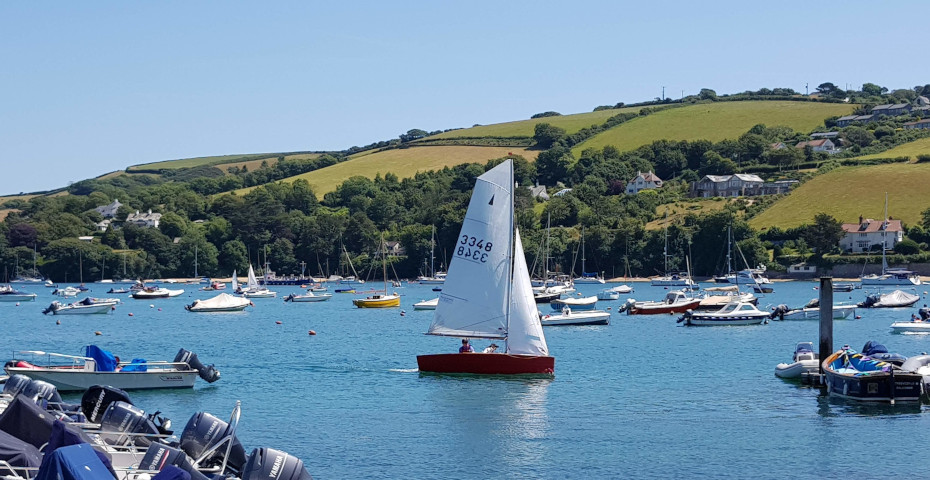 Things to do in South Devon_sailing