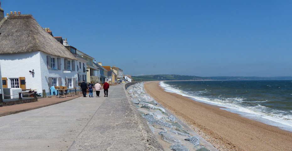 Slapton Sands - places to eat and drink
