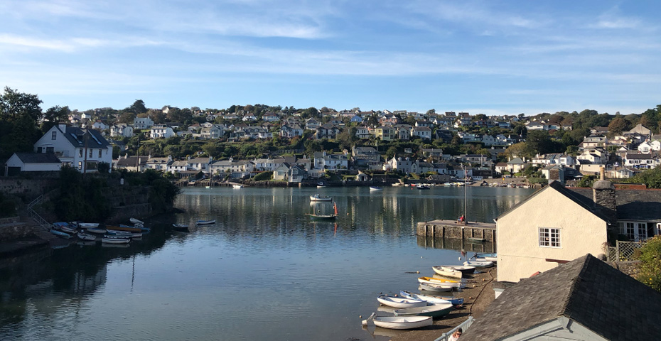 Noss Mayo - the River Yealm