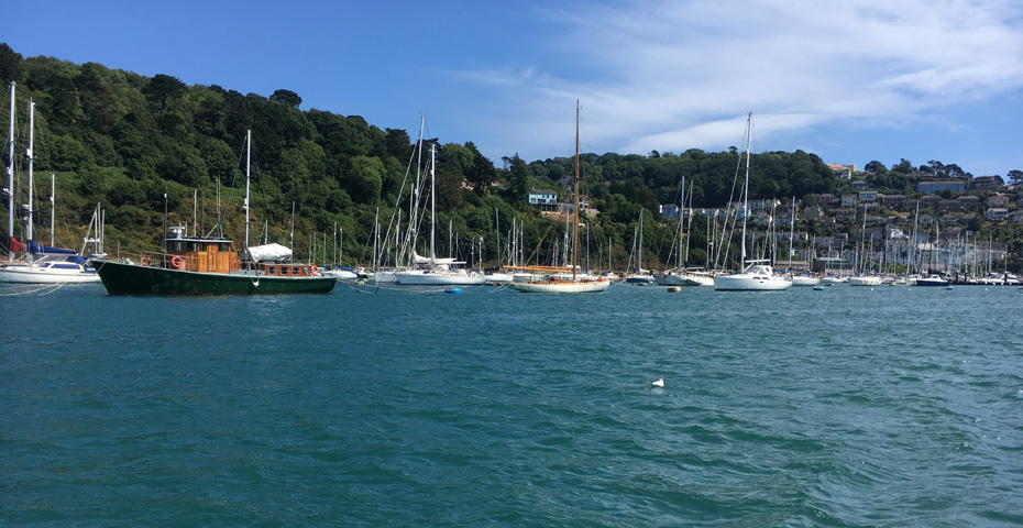Things to do in Totnes - river boat from Totnes to Dartmouth