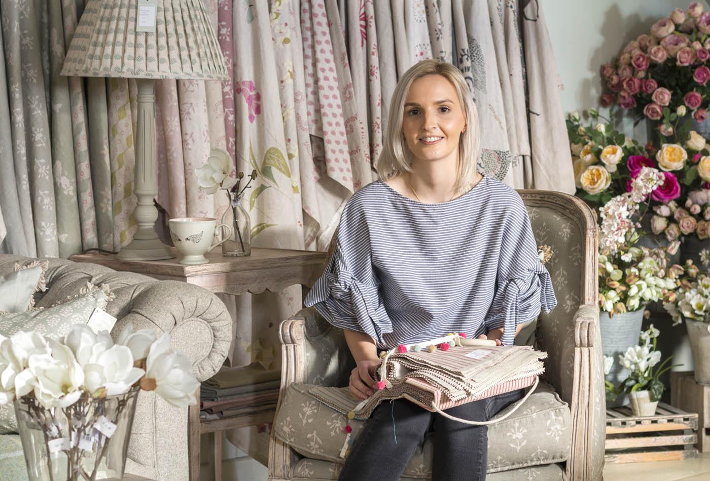 Susie Watson Designs interior designer Rebecca Watson