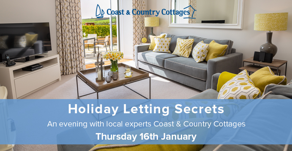 Holiday Letting Secrets with Coast & Country Cottages