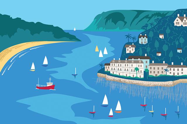 South Devon Christmas gift ideas - Tor Allen