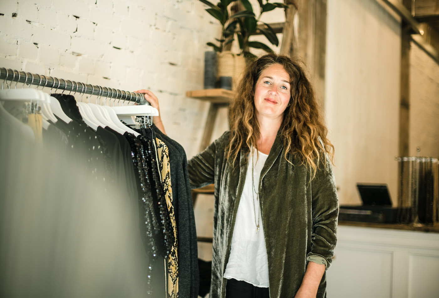 Emma Vowles, Founder and Creative Director of Busby & Fox