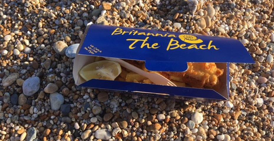 Britannia @ The Beach - Beesands beach