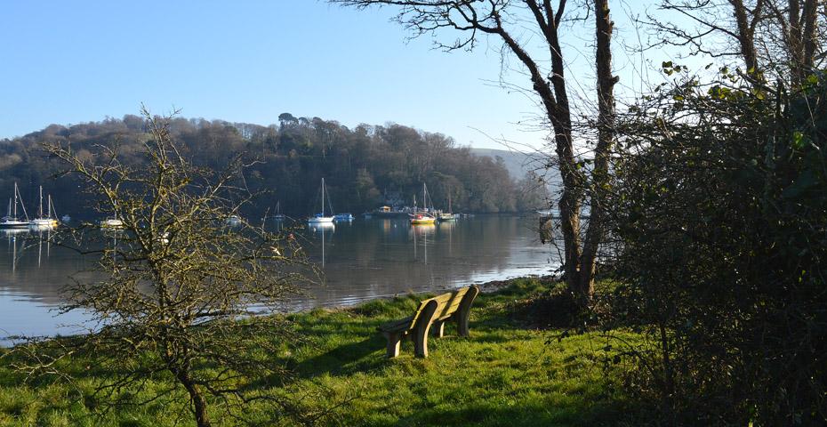 The Dart Valley Trail - Dittisham - South Devon walks