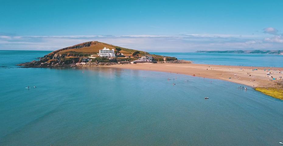 Bigbury-on-Sea - South Devon area guides