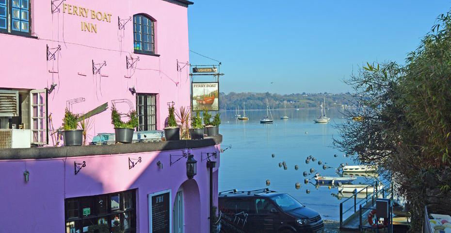 Ferry Boat Inn Dittisham