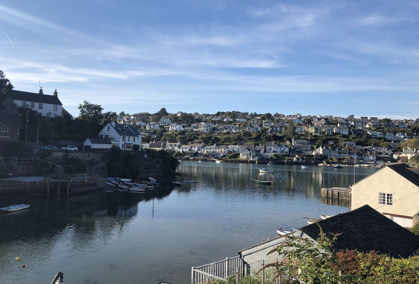 The Trouble with Maggie Cole filming locations - Noss Mayo