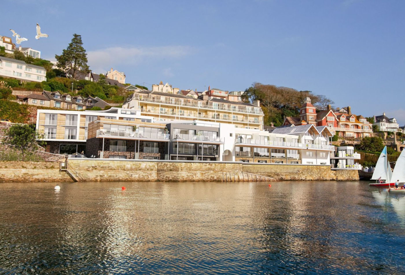 Holiday let business rates - Salcombe holiday lets