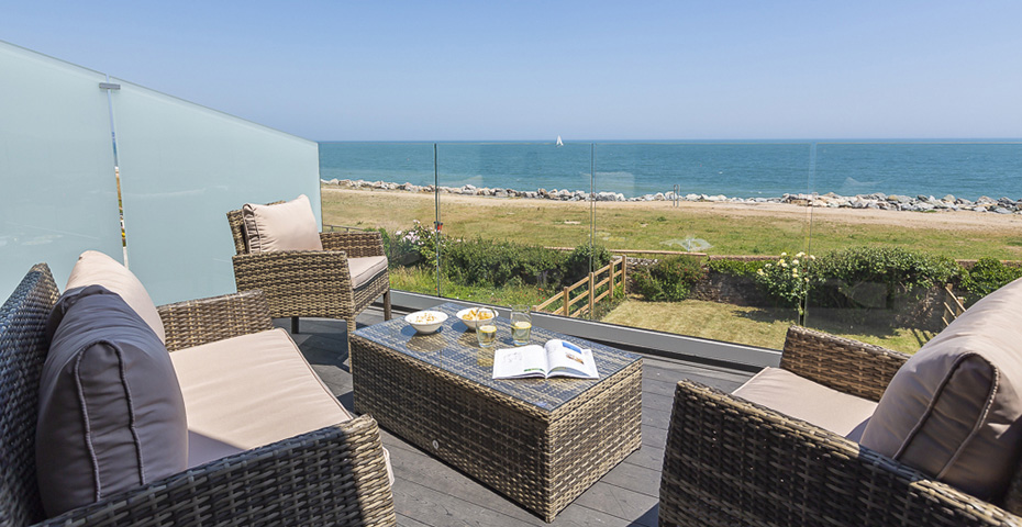 The Lobster Pot holiday cottage in Start Bay