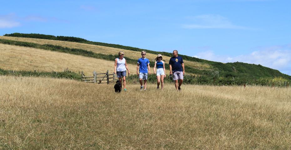 Free things to do in South Devon-South West Coast Path walk