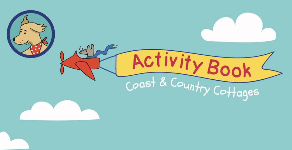 Free things to do in South Devon - downloadable children's activity book