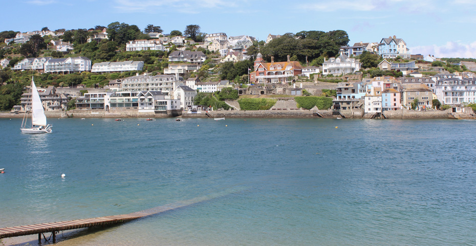 Things to do in Salcombe - View of Salcombe from East Portlemouth