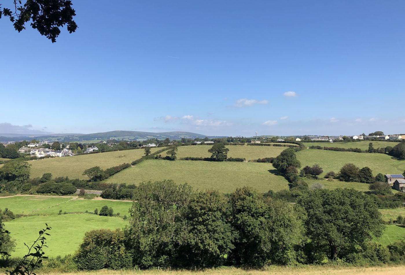View of Modbury