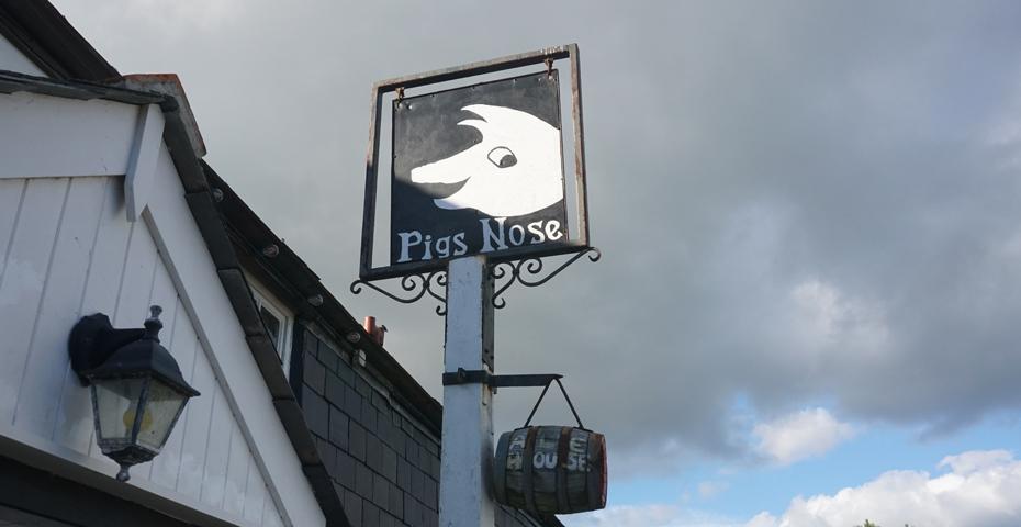 East Prawle - The Pigs Nose Inn