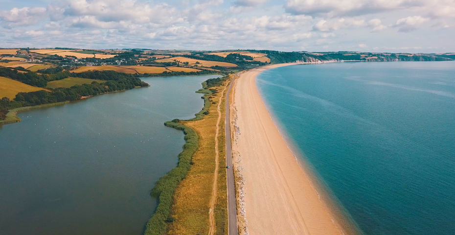 Slapton Ley Nature Reserve and Slapton Beach