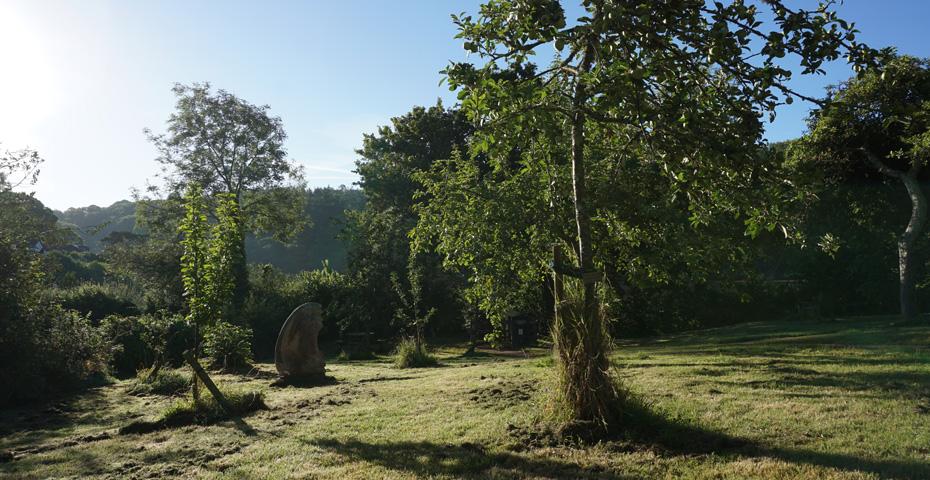 Stoke Gabriel community orchard