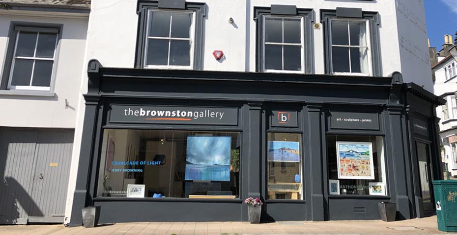 The Brownston Gallery Modbury