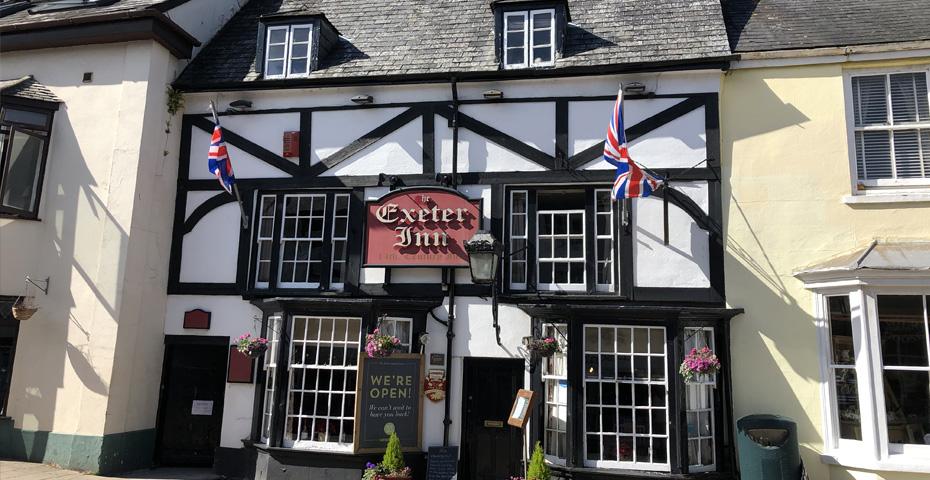 The Exeter Inn Modbury