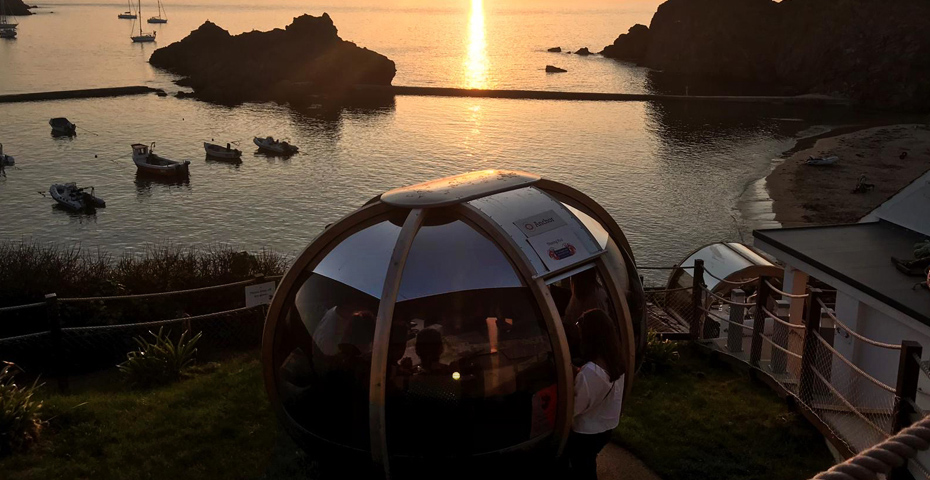 The Lobster Pod Bistro Hope Cove