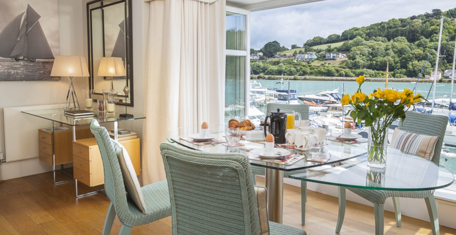 best restaurants in Dartmouth - dart marina 2